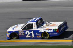 Johnny Sauter, GMS Racing, Allegiant Airlines Chevrolet Silverado