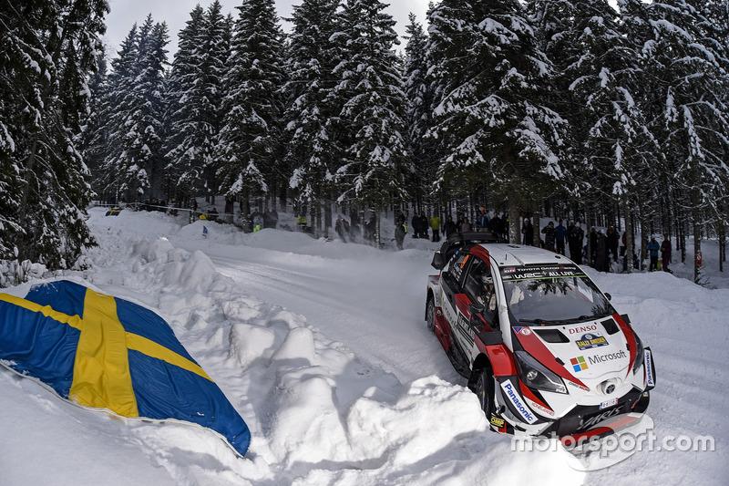 4. Есапекка Лаппі, Toyota Yaris WRC - 23 очки