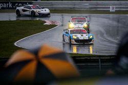 #55 HHC Motorsport Ginetta G55 GT4: Callum Pointon, Patrik Matthiesen