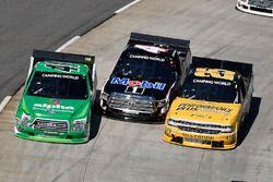 Ben Rhodes, ThorSport Racing, Ford F-150, Todd Gilliland, Kyle Busch Motorsports, Toyota Tundra Mobi