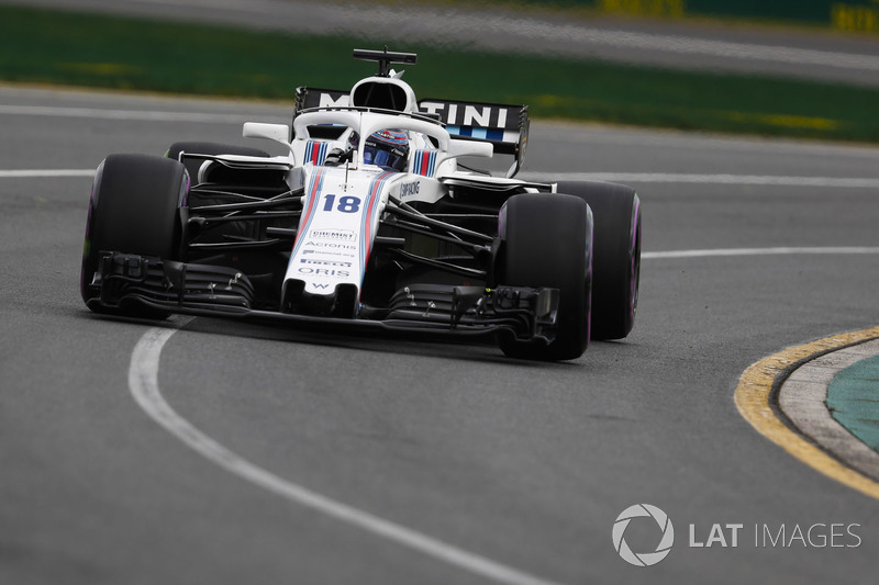 Lance Stroll, Williams FW41 Mercedes