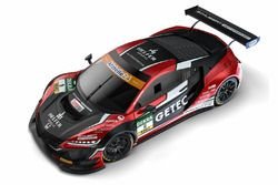 Schubert Motorsport, Honda NSX-GT3