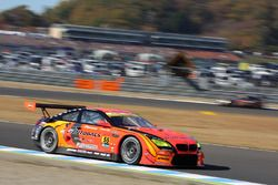 #55 Autobacs Racing Team Aguri BMW M6 GT3: Shinichi Takagi, Sean Walkinshaw