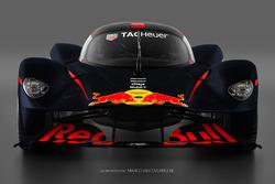 Valkyrie Red Bull, imagen 3b