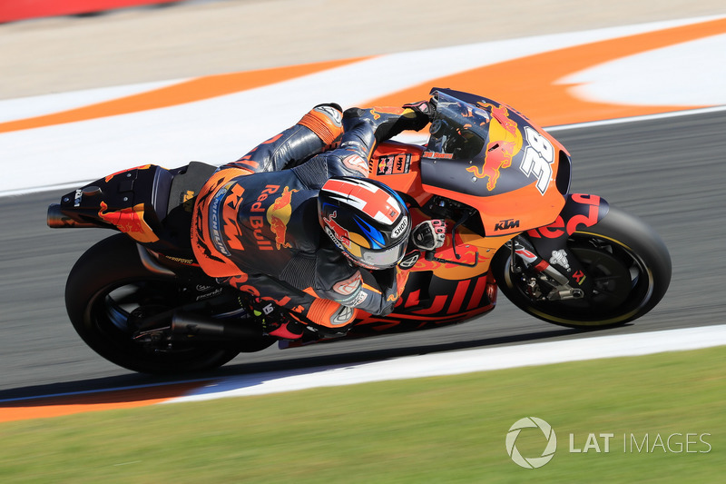 11. Bradley Smith, Red Bull KTM Factory Racing
