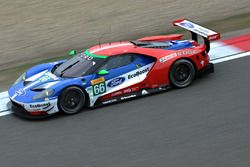#66 Ford Chip Ganassi Team UK Ford GT: Stefan Mucke, Olivier Pla,