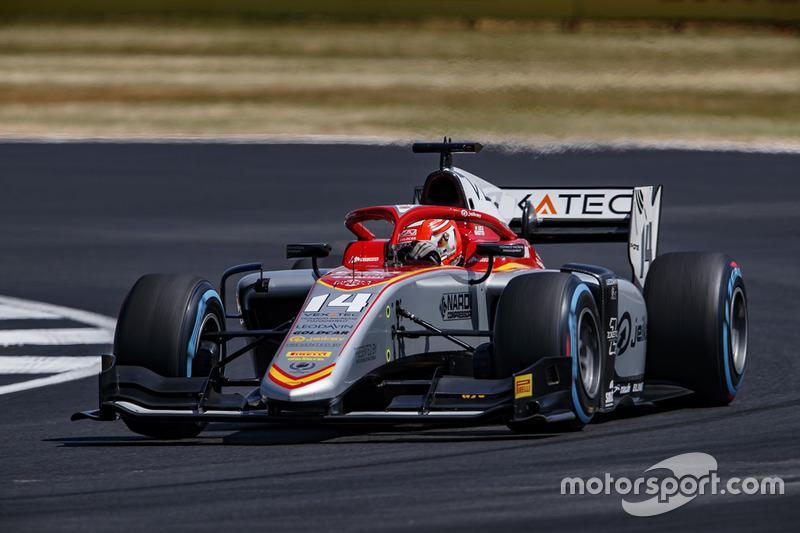 Luca Ghiotto, Campos Racing