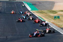Giuliano Alesi, Trident e Leonardo Pulcini, Campos Racing