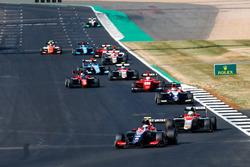 Giuliano Alesi, Trident et Leonardo Pulcini, Campos Racing