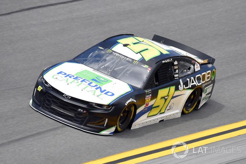 Ray Black Jr., Rick Ware Racing, Ford Fusion
