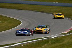 #66 Chip Ganassi Racing Ford GT, GTLM: Dirk Müller, Joey Hand, #96 Turner Motorsport BMW M6 GT3, GTD: Robby Foley, Bill Auberlen