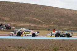 Martin Serrano, Coiro Dole Racing Chevrolet, Emanuel Moriatis, Martinez Competicion Ford