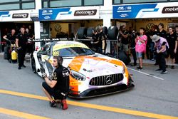 Maro Engel, Mercedes-AMG Team GruppeM Racing, Mercedes - AMG GT3