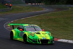 Рихард Лиц, Патрик Пиле, Фредерик Маковецки, Ник Тэнди, Manthey Racing, Porsche 911 GT3 R (№912)