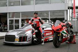 Carlos Checa al Nürburgring