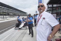 Bobby Rahal and Graham Rahal, Rahal Letterman Lanigan Racing Honda