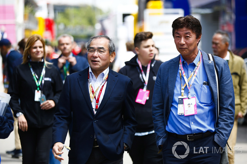 Katsushi Inoue, Presiden Honda Motor Eropa