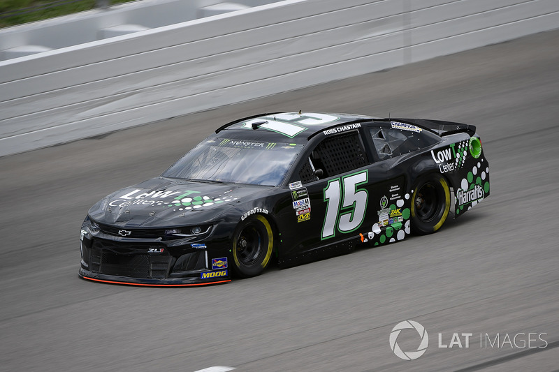 28. Ross Chastain, Premium Motorsports, Chevrolet Camaro LowT Center
