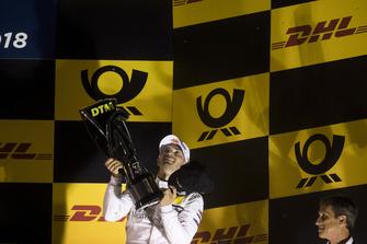 Podium: Third place Edoardo Mortara, Mercedes-AMG Team HWA, Mercedes-AMG C63 DTM