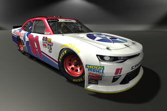 Vinnie Miller, JD Motorsports, Chevrolet Camaro