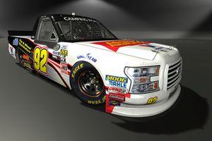 Timothy Peters, GMS Racing, Chevrolet Silverado