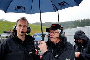 Frits van Amersfoort, Team Principal Van Amersfoort Racing