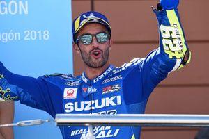 3. Andrea Iannone, Team Suzuki MotoGP