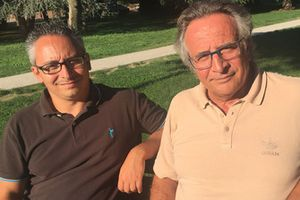 Franco Nugnes e Matteo Nugnes