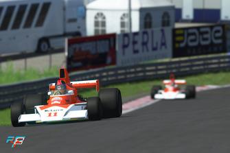 Classic McLaren F1 cars, M23