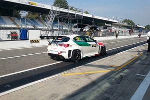 Fabrizio Giovanardi, Alfa Romeo Giulietta TCR, Team Mulsanne