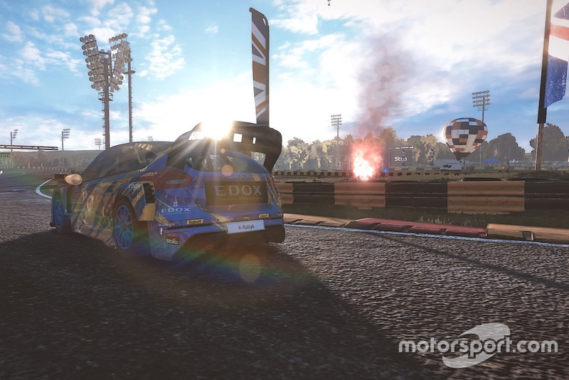 Screenshot V-Rally 4
