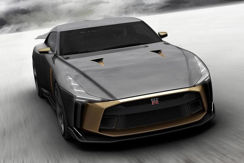 Nissan GT-R50 від Italdesign