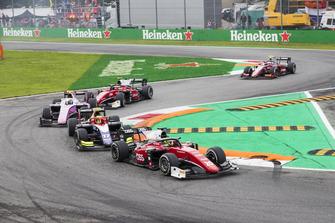 Louis Deletraz, Charouz Racing System, Alessio Lorandi, Trident