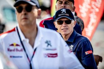 Carlos Tavares, CEO de PSA