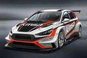 Hyundai i30 N TCR, KMSA Motorsport