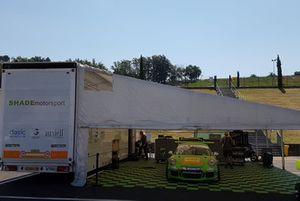 La Porsche 911 GT3 Cup di Stefano Stefanelli e Luca Lorenzini, Shade Motorsport