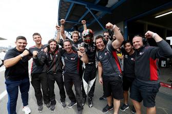 Race winner Dániel Nagy, M1RA Hyundai i30 N TCR