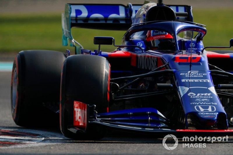 Toro Rosso – победа у Гасли