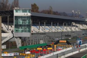 Panorámica del Monza Rally Show