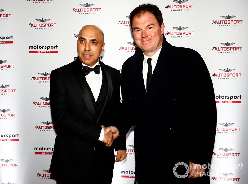 James Allen presidente de Motorsport Network