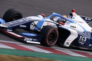 Тошики Ою, TCS Nakajima Racing