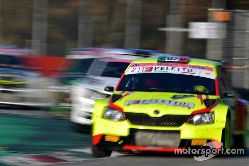 Peletto Stefano, Andreis Gloria, Skoda Fabia, Monza Rally Show