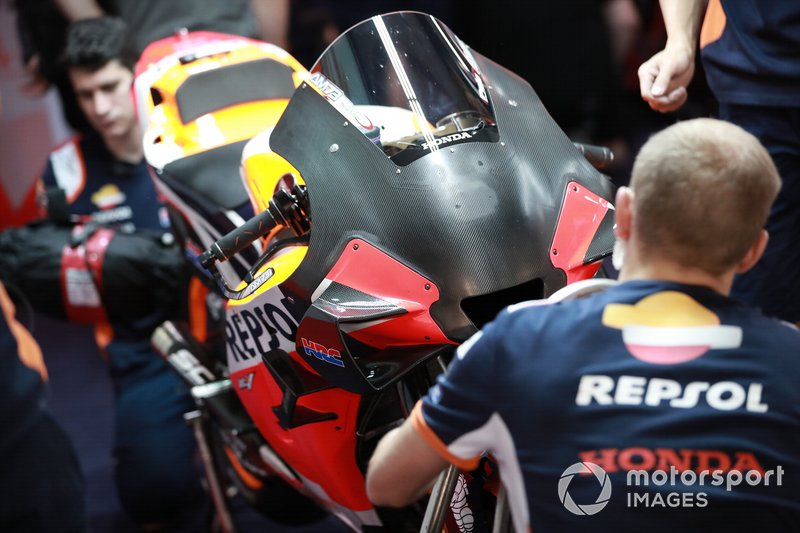 Marc Marquez, Repsol Honda Team's Honda
