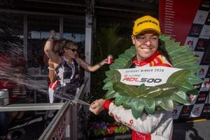 Race winner Scott McLaughlin, DJR Team Penske Ford