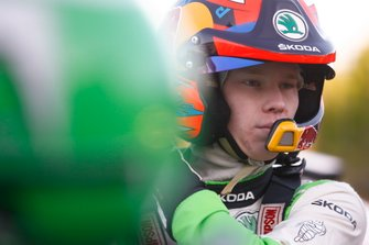 Kalle Rovanperä, Skoda Motorsport Skoda Fabia R5