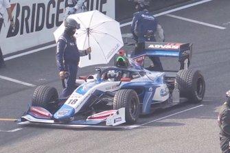 Screenshot of Kamui Kobayashi, KCMG on the grid