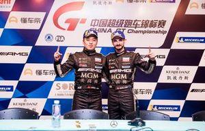 Chris Chia, Alex Fontana, Mercedes-AMG GT4, Phantom Pro Racing