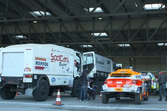 Исидре Эстев Пуйоль и Чема Вильялобос, Repsol Rally Team / Sodicars Racing