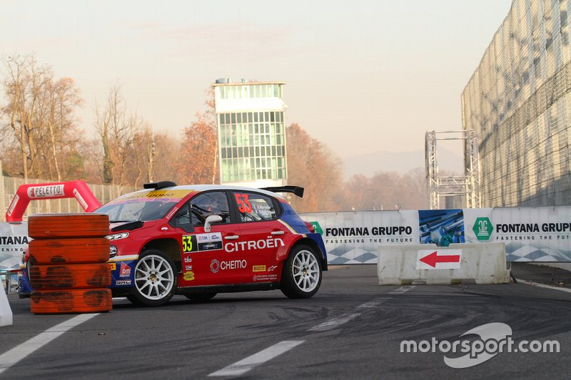 Raffaele Marciello, Alessandro Brianzi Nolli, Citroen C3 R5, D-MAX Racing