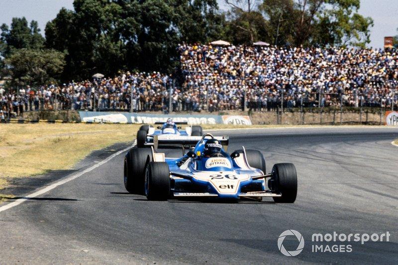 Jacques Laffite, Ligier JS11 Ford